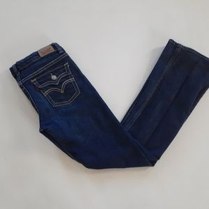 Levi's girls bootcut denim jeans size 14